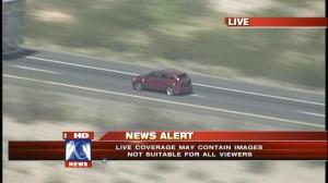 Phoenix Car Chase